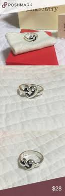 avery heart knot ring avery heart knot ring heart knot knot rings and avery
