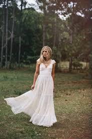 wedding boho dress boho wedding dresses sydney 7714
