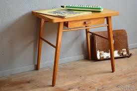 bureau enfant retro bureau enfant retro bureau baumann en bois vintage annaces 40 50