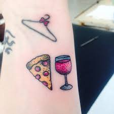 12 wine tattoos for the vino obsessed gal brit co