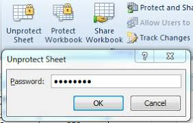 excel 2010 password protect spreadsheet