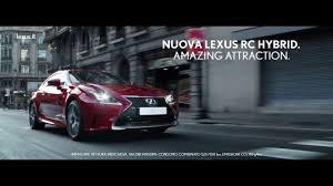 lexus performance hybrid nuova lexus rc hybrid u2013 lexus italia youtube