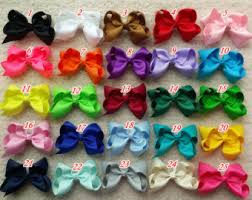 hair bows for hairbows etsy