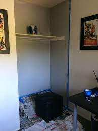 office transformation from closet to closet desk u2013 my burning kitchen