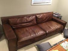 Leather Sofa Restoration Restoration Hardware Sofas Ebay