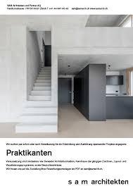 praktikum architektur praktikum bei sam architekten