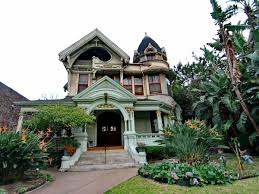 Gothic Revival Home A Mapped Introduction To La U0027s Many Varieties Of Victorian Mansions