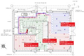 pipe design underfloor heating pipe layout underfloor heating systems ltd