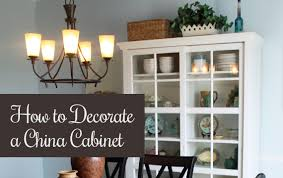 how to decorate your china cabinet how to decorate a china cabinet