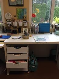 Art Studio Desk by Jo Reimer