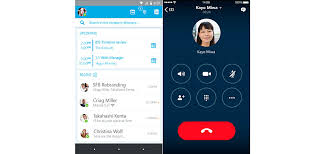 skype android app skype for business ios and android apps now available in preview