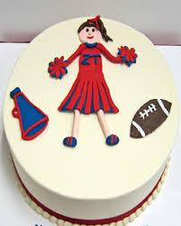 classic cheerleader cake scrumptions