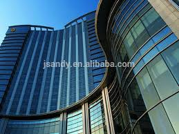 Curtain Wall Fabricator Design Fabrication And Engineering Structural Glass Aluminum