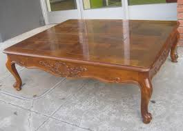 coffee tables cool oversized coffee tables ideas oversized square