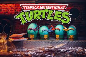 Diy Teenage Diy Teenage Mutant Ninja Turtles Easter Eggs Global Geek News