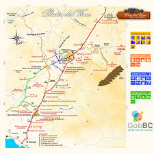 Paso Robles Map Napa Valley Winery Map Plan Your Visit To Our Wineries Explore