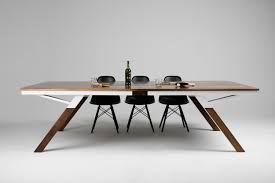 Dining Table Design by Woolsey Ping Pong Table Black Walnut U2014 Sean Woolsey