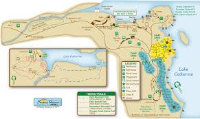 Map Of Arkansas State Parks by Lake Catherine State Park Find Campgrounds Near Springs