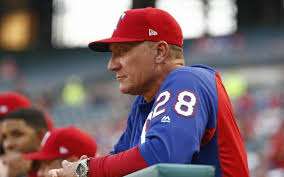 Banister International Texas Rangers Banister Set Through 2019 Coach Not Retained