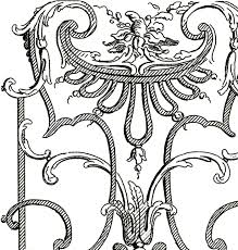 architectural ornaments beautiful the graphics