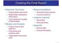 project closure report template ppt project closure report template ppt professional and high