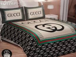 Designer Bed Sheets Gucci