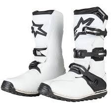 motocross boots alpinestars motocross boots alpinestars tech t white black in stock icasque co uk