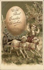 Easter Decorations Vintage by 548 Best Easter Spring Images On Pinterest Vintage Postcards