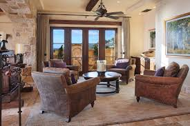 Mediterranean Style Homes Interior Timeless Tuscan Farmhouse On Californian Coast Idesignarch