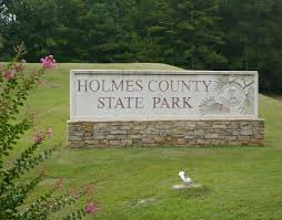 French Creek State Park Map Holmes County