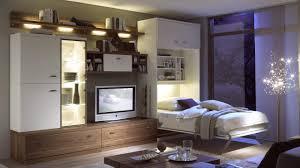 Wohnzimmerschrank Mit Bettfunktion Wohnwand Mit Schrankbett Kollektionen Andere Schrank