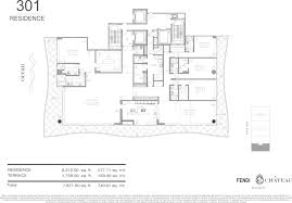 chateau floor plans fendi chateau floor plans 9365 collins avenue surfside fl 33154