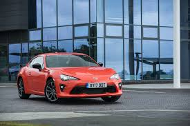 nissan 370z or toyota gt86 toyota gt86 orange edition released in the u k the drive