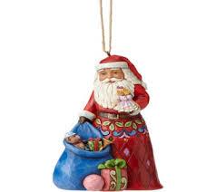 Jim Shore Christmas Sleigh With Ornaments by Jim Shore Heartwood Creek Figurines U2014 Qvc Com