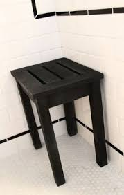 teak shower bench for our remodeled shower i might just need