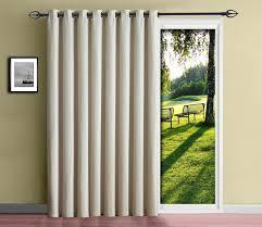 Sliding Door Curtain Ideas Alluring Curtains For Patio Doors And Best 25 Patio Door Curtains