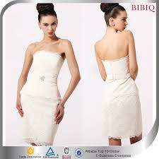 grossiste robe de mariã e grossiste robe de mariée courte bustier acheter les meilleurs robe