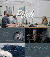 pitch modern powerpoint template powerpoint presentation