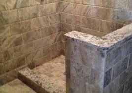 Bathroom Shower Floors Gateway Flooring Ceramic Tile Bathroom And Shower In