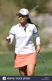 Wildfire In Arizona 2013 by Ai Miyazato Jpn March 14 2013 Golf First Round Of The Rr