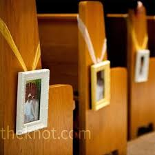 pew decorations for weddings church pew decorations wedding juxtapost