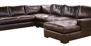 marvelous i want a leather couch with extra deep seating and soft