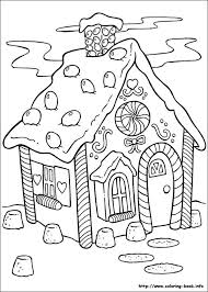 113 christmas coloring pages images drawings