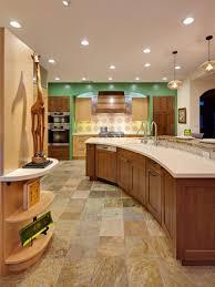 second hand designer kitchens kitchen solid wood painted curved door granite foor wooden top