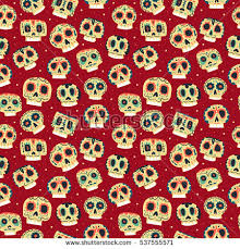 walking dead wrapping paper skull background stock images royalty free images vectors