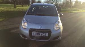 silver suzuki alto 1 0 sz3 5 door 5 speed air con demo plus