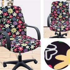 Computer Chair Covers Us 15 17 Large Size Office Computer Chair Cover Side Zipper