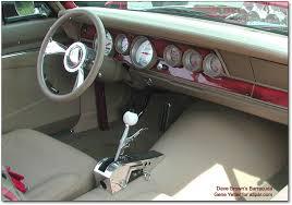 Brown Car Interior Car Of The Month October 2008 Dave Brown U0027s Pro Street 1967 U0027cuda