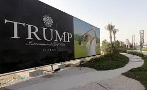 trump golf marches on in muslim world despite muslim ban golf com