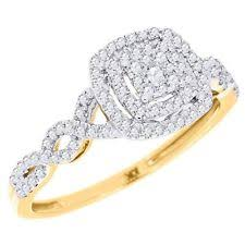 gold diamond engagement rings diamond engagement rings ebay